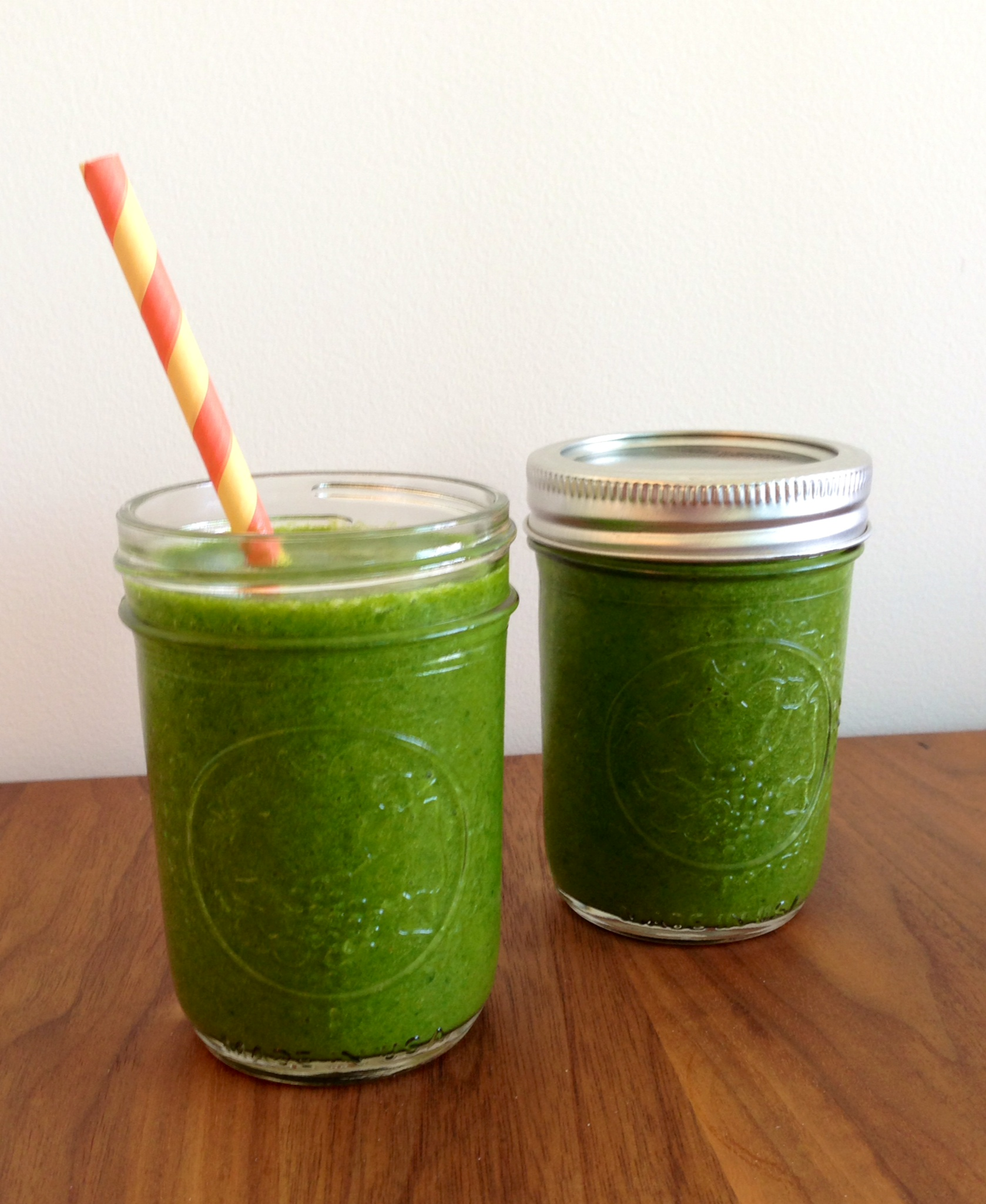 Good Morning Kale Smoothie